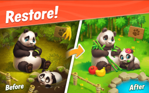 WILDSCAPES MOD APK 2.1.5 (Unlimited Coins, Credits, Money) 1